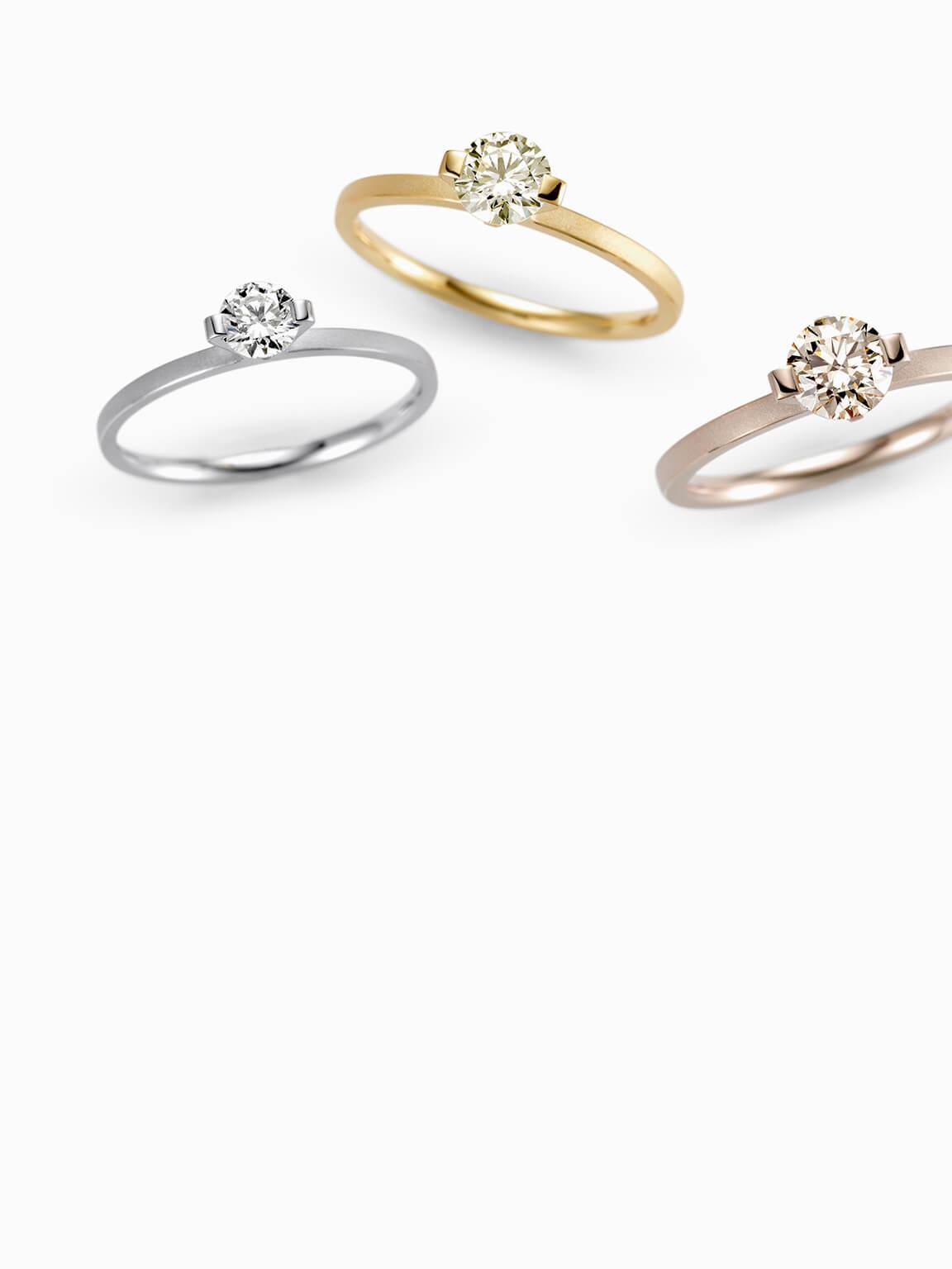 Niessing – Wedding Rings, Engagemenrt Rings, Tension Rings